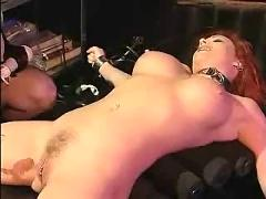 Clit pumped and shocked