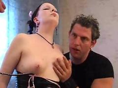 Goth punk girl fucks