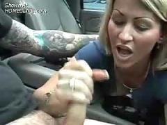 Car handjob m27