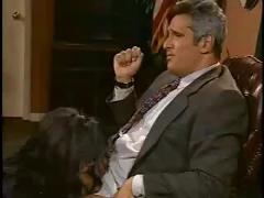 Bill clintons oral office