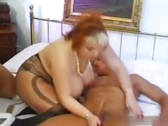 Bbw shower and threesome