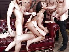 anal, bdsm, babe, ebony, interracial, gangbang, domination, double penetration, bbc, rope bondage, bound gang bangs, kink, robby echo, kira noir, codey steele, donny sins, eddie jaye, stirling cooper