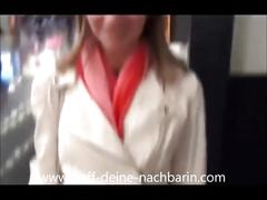 German teen nachbarin am hotelfenster anal gefickt