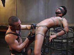 Cock torture for chance summerlin