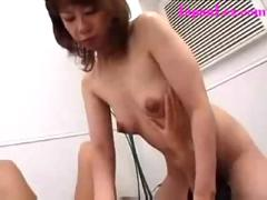 Japanese strapon action lesbians
