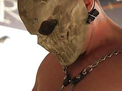 bdsm, rope bondage, big cock, masked, domination, blowjob, muscular, suspended, anal, electric wand, bound gods, kink men, pierce paris, draven navarro