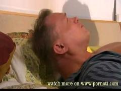 Sex at hotel with a fantastic italian milf