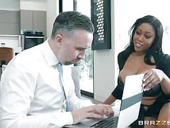 big ass, big tits, babe, ebony, interracial, big cock, deepthroat, masturbation, blowjob, real wife stories, brazzers, keiran lee, moriah mills