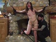 Tommy pistol is determined to use his sex slave to the fullest