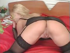 Nice vika rough dp in a 3some
