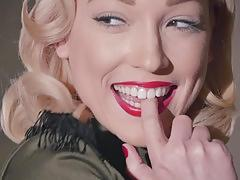 Naughty lily labeau old fashion pussy play
