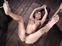 Karlee grey and her brutal orgasms