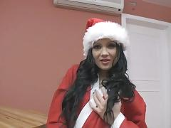 Hot regina moon solo mastrubation on xmas
