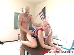 Schoolgirl got fucked