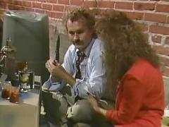 Ashlyn gere & joey silvera - black stockings
