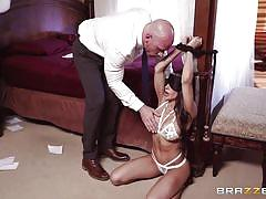 Horny wife bored of regular sex