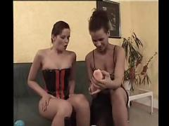 Pussy pump -lesbians and toys