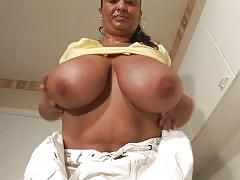 Mature bbw wife likes to do it in the kitchen