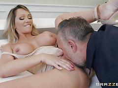 milf, blonde, big ass, big tits, big cock, pov blowjob, wife cheating, pussy licking, real wife stories, brazzers, keiran lee, destiny dixon