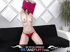 Wetandpuffy amazing taste the rainbow masturbation