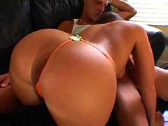 My obsession with big ass girls - vanessa's hot blow job