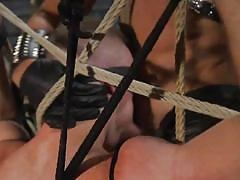 Kinky gay master fucking a tight twink ass