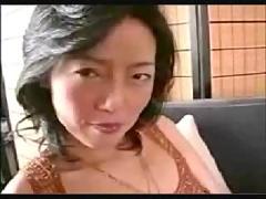 Mature woman show