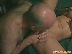 The old man fucks his son s wife