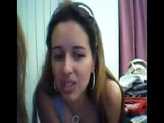 Portugalteens vor der webcam