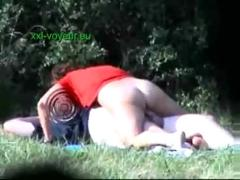 Outdoors voyeur