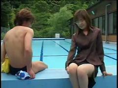 Asian bath sex