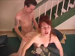 Russian mature and boy 251