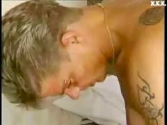 Sweet bodied milf pleases her man