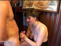 Russian mature and boy 215