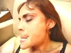 Brazilian anal  mom