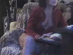 Mature tits and legs webcam