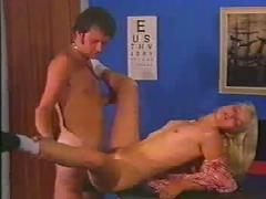 Classic - christina young at the doctor