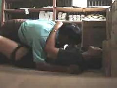 Myanmar couples hidden cam