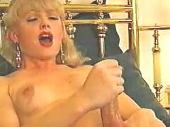 Superb shemales cumshots compilation