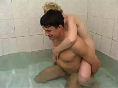 Russian mature and boy 151