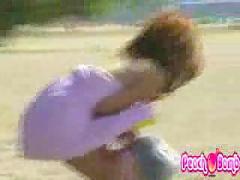 Bikini assault