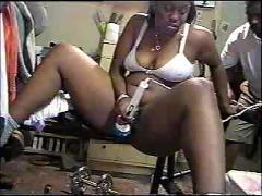black and ebony, masturbation, sex toys