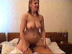 Russian mom and boy 068