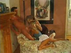 Another babysitter 3some