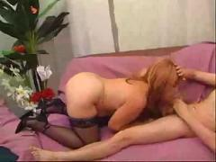 Russian mature and boy 017