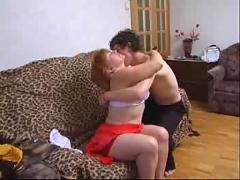 Russian mature and boy 035