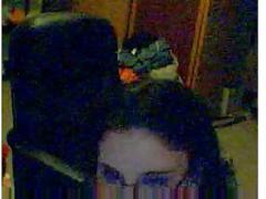 Nice tits on webcam