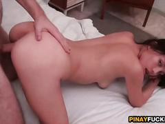 Asian escort ann fucked in many positions