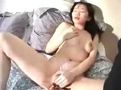 Delicious asian girl enjoying her man ( asian japanese japan )