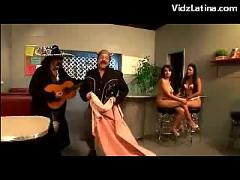 Sexy latina lesbian scene